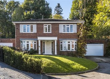 Thumbnail 5 bed detached house for sale in Cedar Close, London