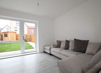 Thumbnail 4 bed flat to rent in Hughes Road, Ilford