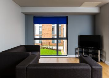 Thumbnail 4 bed flat to rent in Queensland Street, Liverpool