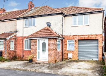 Thumbnail 5 bed semi-detached house for sale in St. Elmo Crescent, Slough