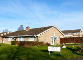 Thumbnail 3 bed bungalow to rent in Well Side, Marks Tey, Colchester