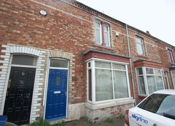 Thumbnail 2 bedroom terraced house for sale in Langley Avenue, Thornaby, Stockton-On-Tees