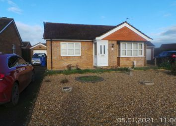 Thumbnail 2 bed detached bungalow for sale in Jessop Close, Cherry Willingham, Lincoln