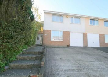 4 bed semi-detached house for sale in Stanborough Road, Plymstock, Plymouth PL9