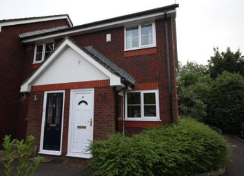 Thumbnail 2 bed maisonette to rent in Water Rede, Fleet, Hampshire
