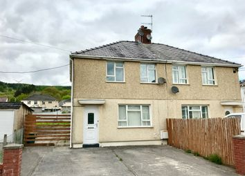 Thumbnail 3 bed semi-detached house for sale in Maes Y Pergwm, Glynneath, Neath
