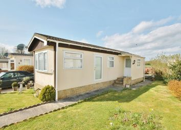 Thumbnail 2 bedroom detached bungalow for sale in Greenacres Park, Meysey Hampton, Gloucestershire.