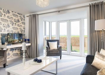 """Thumbnail 3 bedroom semi-detached house for sale in """"Bampton"""" at Captains Parade, East Cowes"""