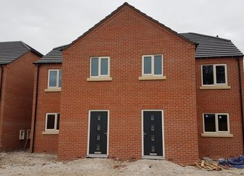 Thumbnail 3 bed semi-detached house for sale in Town Crescent, Pinxton, Nottingham