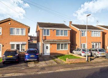 Thumbnail 3 bedroom detached house for sale in Polperro Way, Hucknall, Nottingham, Nottinghamshire