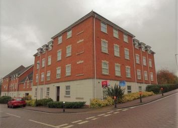 Thumbnail 2 bed flat for sale in Heritage Way, Hamilton Court, Leicester