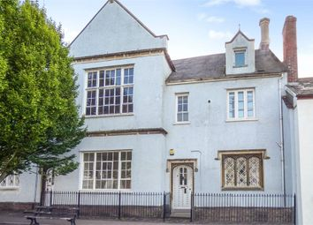 Thumbnail 3 bed town house for sale in Castle Street, Tiverton, Devon