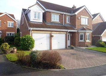 Thumbnail 5 bed detached house for sale in Beaumont Grange, Seghill, Cramlington