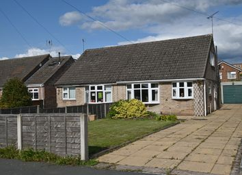 Thumbnail 2 bed bungalow for sale in Longford Close, Allestree, Derby