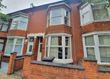 Thumbnail 3 bed terraced house to rent in Epsom Road, Belgrave, Leicester