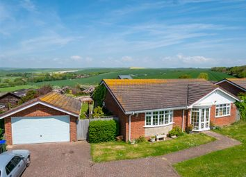 Thumbnail 2 bed detached bungalow for sale in Hill Rise, Seaford
