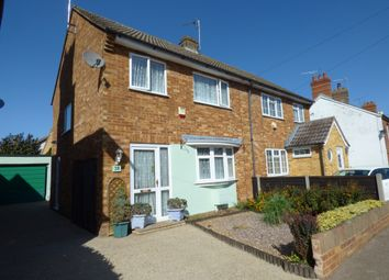 Thumbnail 3 bed semi-detached house for sale in Norfolk Road, Buntingford