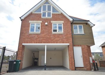 Thumbnail 2 bed maisonette to rent in School Lane, Lymington