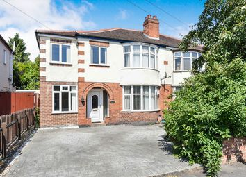 Thumbnail 5 bed semi-detached house to rent in Harbury Street, Burton-On-Trent