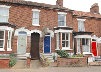 Thumbnail 2 bed terraced house to rent in Lincoln Street, Norwich