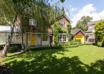 Thumbnail 4 bed detached house for sale in Mill Lane, Bedhampton, Havant