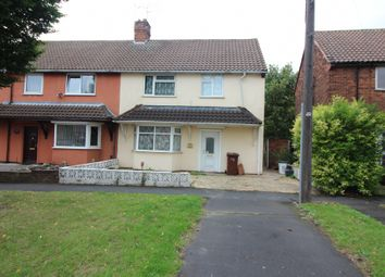 Thumbnail 3 bedroom semi-detached house for sale in Montgomery Road, Walsall