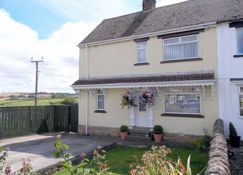 Thumbnail 4 bed semi-detached house for sale in Liddle Avenue, Butterknowle, Bishop Auckland