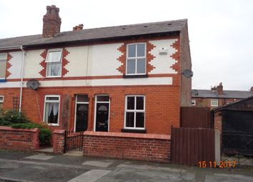 Thumbnail 2 bed end terrace house to rent in Powell Street, Warrington. Cheshire