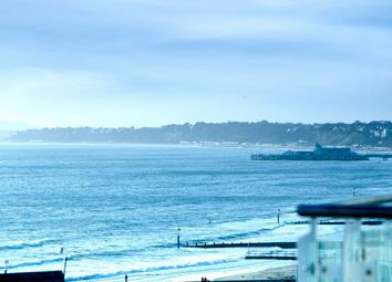 Thumbnail 2 bedroom flat for sale in Seafront, Bournemouth
