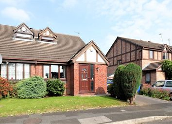 Thumbnail 2 bed semi-detached house for sale in Kilrush Avenue, Eccles, Manchester