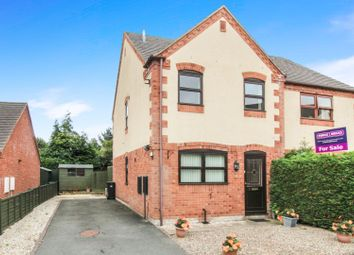 Thumbnail 3 bed semi-detached house for sale in Chapel Fields, Berriew, Welshpool