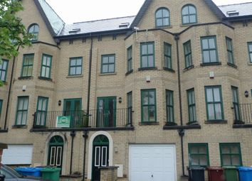 Thumbnail 6 bed property to rent in Denison Road, Manchester