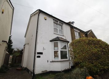Thumbnail 3 bed semi-detached house to rent in Hummer Road, Egham