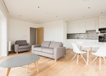 Thumbnail 2 bed flat to rent in Rathbone East, Maud Street, London
