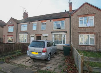 Thumbnail 3 bed terraced house to rent in Masser Road, Coventry