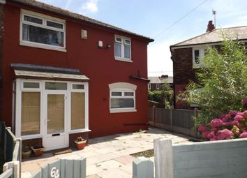 Thumbnail 3 bed semi-detached house for sale in Waverton Road, Manchester, Greater Manchester, Uk