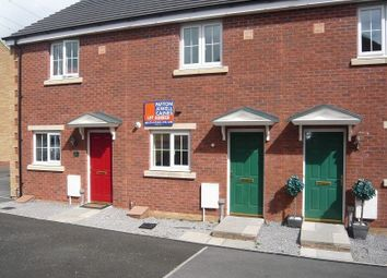 Thumbnail 2 bed terraced house to rent in Clos Y Cudyll Coch, Broadlands, Bridgend.