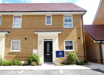 Thumbnail 3 bed property to rent in Bank Avenue, Dunstable