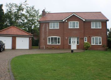 Thumbnail 4 bedroom detached house to rent in Dereham Road, Watton, Thetford