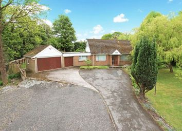 Thumbnail 5 bedroom detached bungalow for sale in The Paddocks, Shepherds Lane, Red Lake, Telford