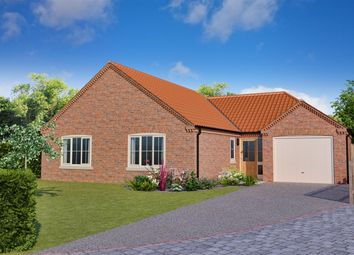 Thumbnail 3 bed detached bungalow for sale in Blackthorn Lane, Off Stanhope Road, Horncastle