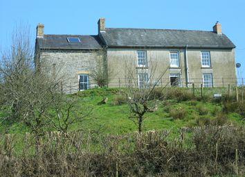 Thumbnail 5 bed detached house for sale in Pentre-Cwrt, Llandysul