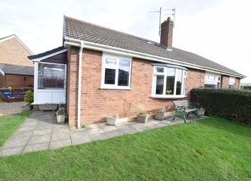 Thumbnail 3 bed semi-detached bungalow for sale in Pindar Road, Eastfield, Scarborough