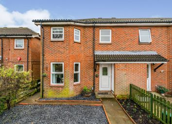 Thumbnail 3 bed end terrace house for sale in Woodhall Court, Welwyn Garden City