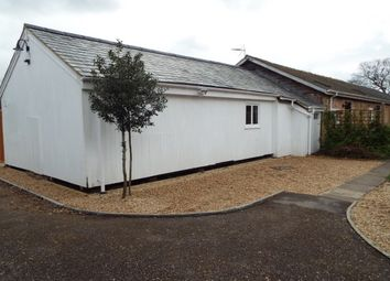 Thumbnail 2 bed barn conversion to rent in Woodley Lane, Romsey