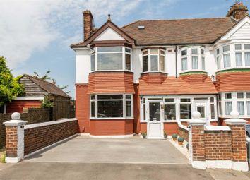 Thumbnail 3 bed end terrace house for sale in Hawthorne Avenue, Rainham, Gillingham