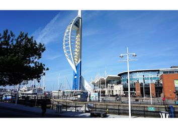 Thumbnail 3 bed flat for sale in The Canalside, Portsmouth