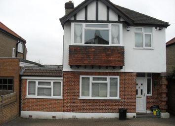 Thumbnail 4 bed detached house to rent in Potter Street, Northwood