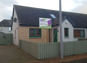 Thumbnail 4 bed semi-detached house for sale in Mill Court, Inverness