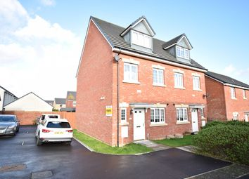 Thumbnail 3 bed semi-detached house for sale in Parc Panteg, Griffithstown, Pontypool